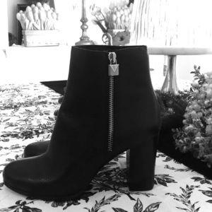 Michael Kors women's mid calf boots